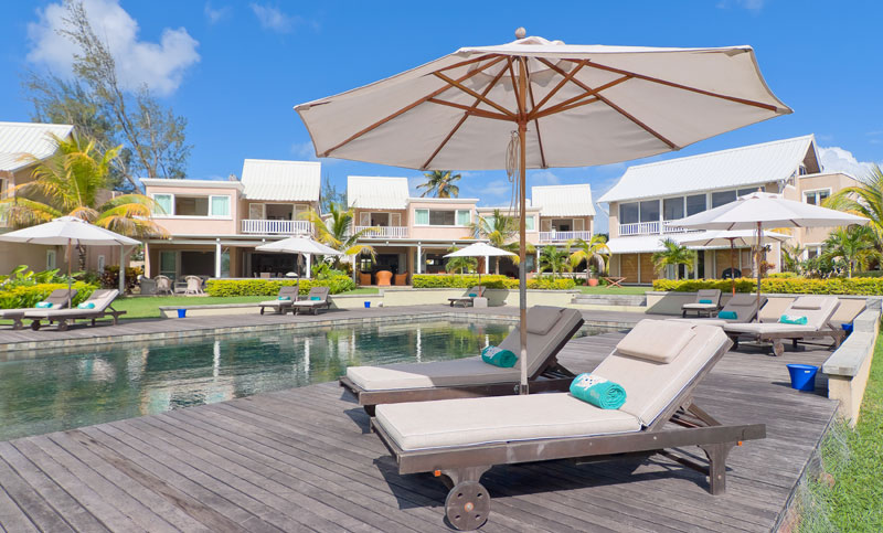 Jewel of the North Mauritius Beach Villas Family Vacation Cottages