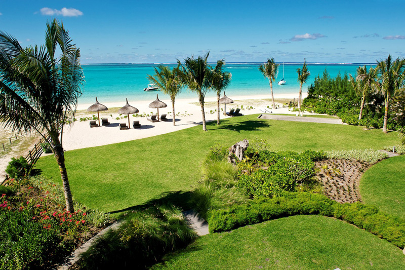 Mauritius Paradise Beach Luxury Apartments