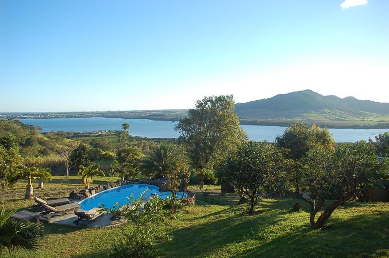 Mauritius Scenery View