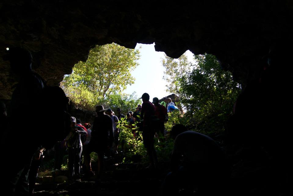 Mauritius Roches Noires caves - photo by Annika Schöbe