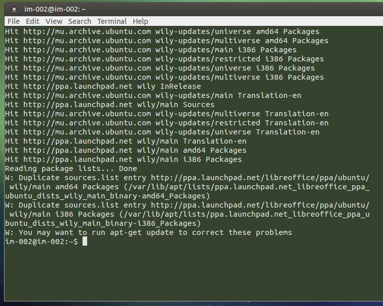 Siloi-Updating Ubuntu via Repositories PPA-004