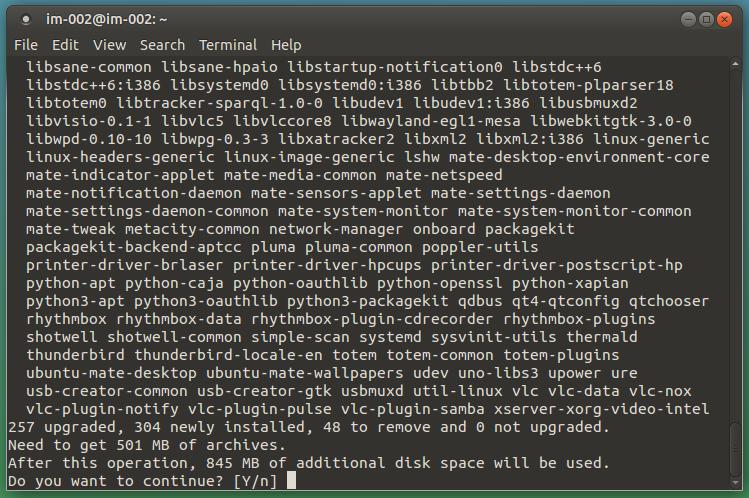 Siloi-Updating Ubuntu via Repositories PPA-011