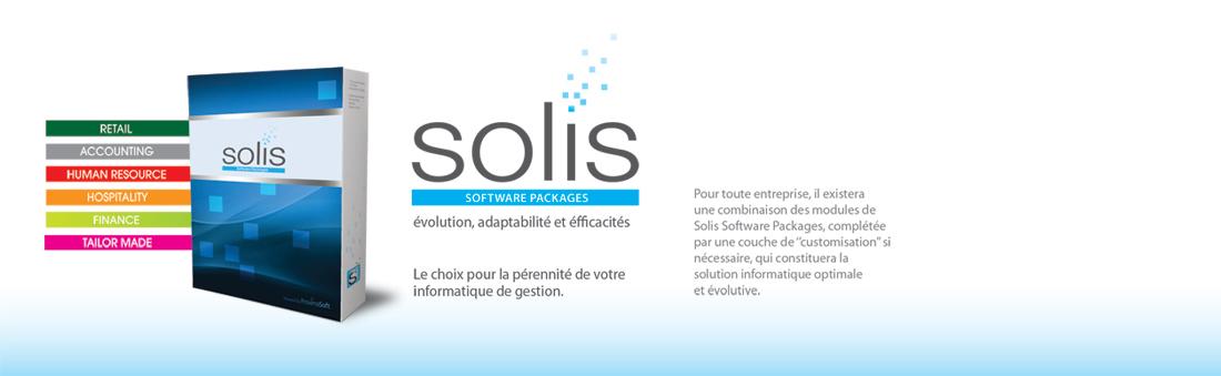 ERP Made in Mauritius by ProximaSoft - Solis ERP © Proximasoft.com