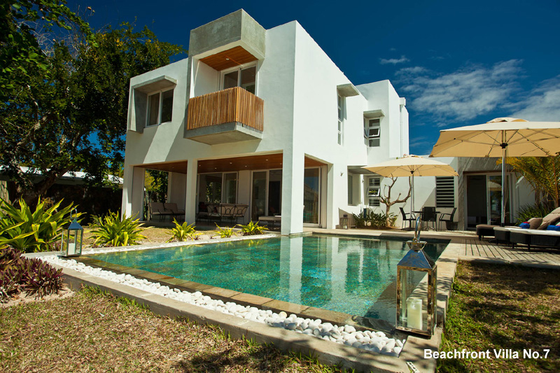 Mauritius Beach Villas, East Coast, Roches Noires – SPACIOUS LUXURY