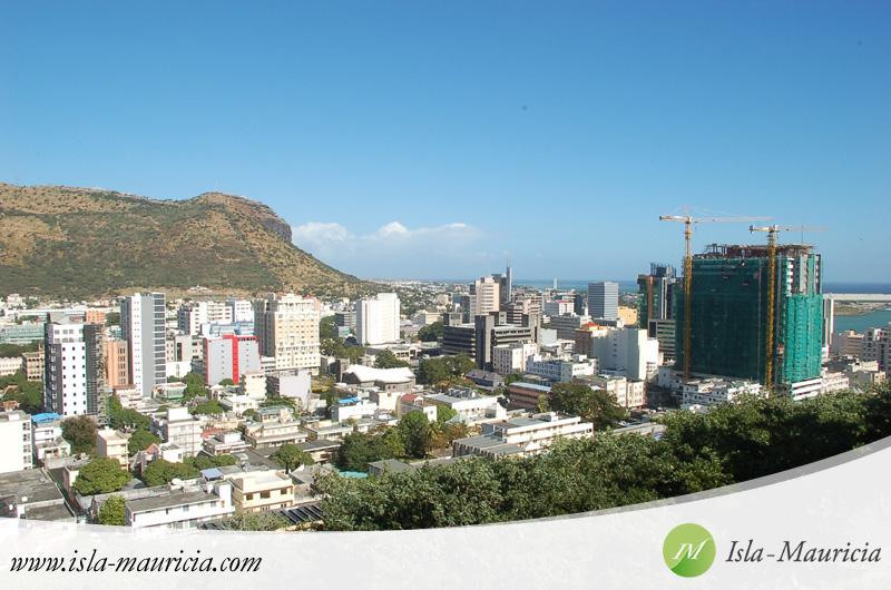 Mauritius - City Centre View - Port-Louis