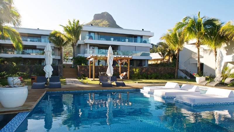 Mauritius Self Catering Apartments Luxurious PEARL OF THE WEST COAST