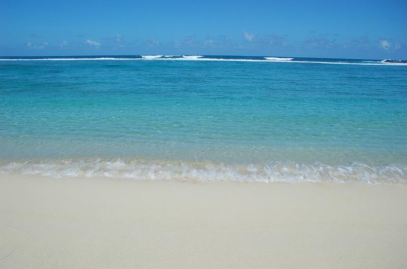 Mauritius Beautiful Beach