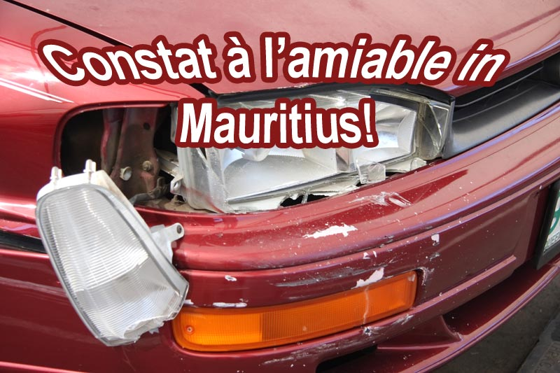 Constat a lamiable in Mauritius