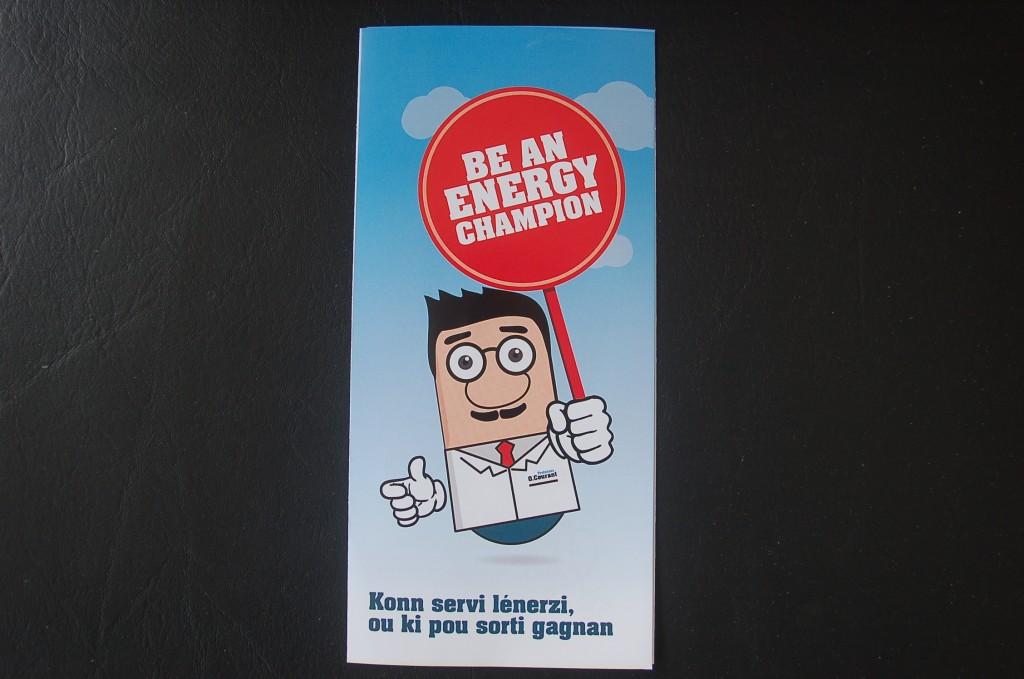 03.Flyer - Be An Energy Champion - Page 1 - Konn Servi lénerzi ou ki pou sorti gagnan