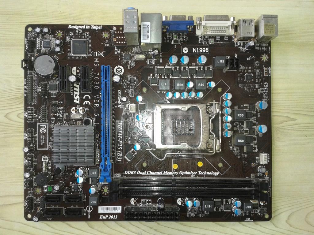 MSI H61M-P20