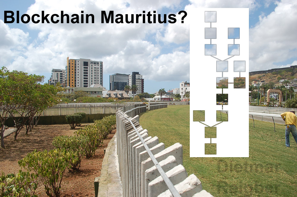 Blockchain Mauritius
