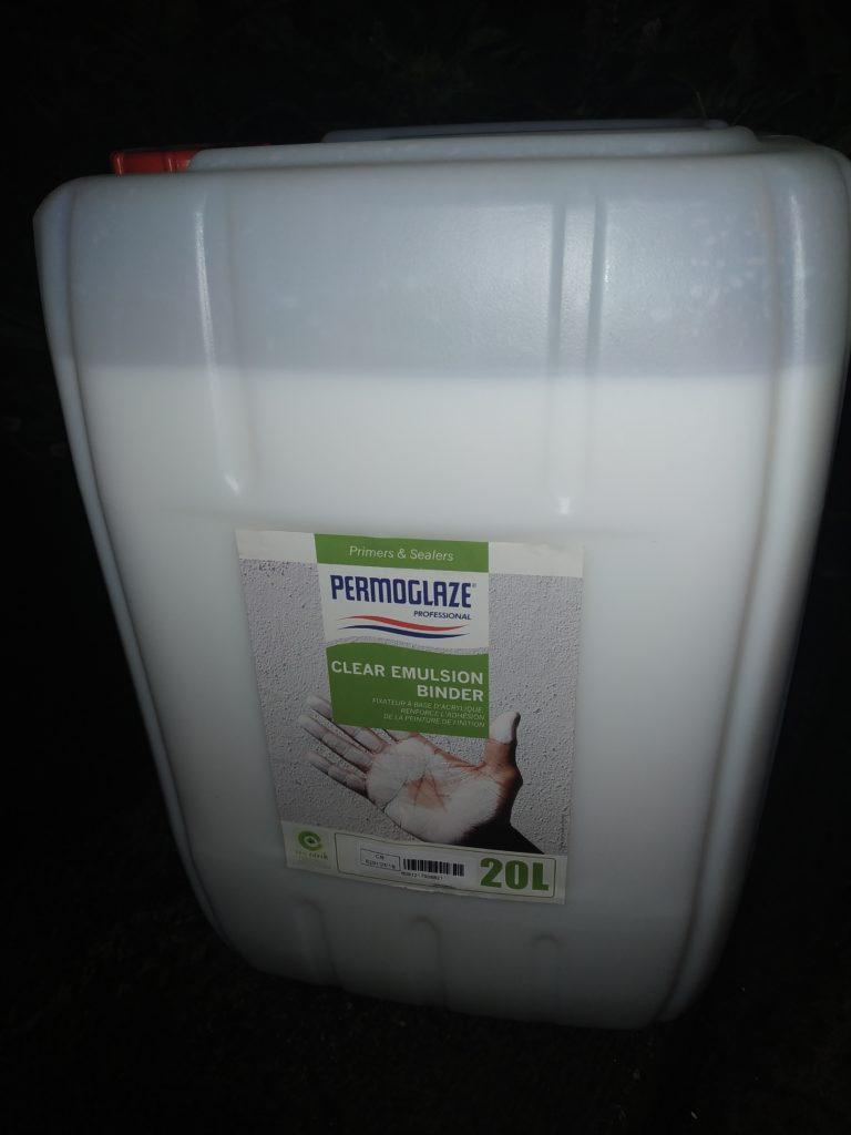 Permoglaze Binder