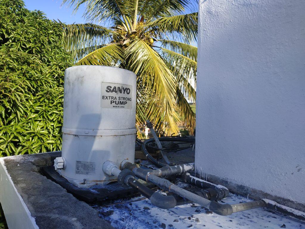 Sanyo Water Pump Mauritius