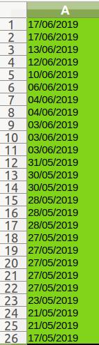 Correct-dates