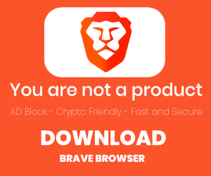 Use the Brave browser